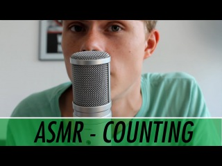 ASMR - Counting You To Sleep in English, German and French - Male Whispering