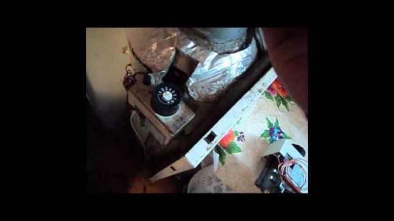 Газовый котел, замена автоматики EUROSIT 630.