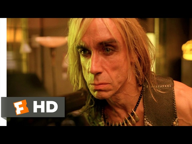 The Crow: City of Angels (6/12) Movie CLIP - Bird on My Chest (1996) HD