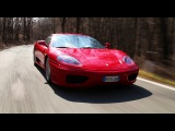 Ferrari 360 Modena - Davide Cironi Drive Experience (ENG.SUBS)
