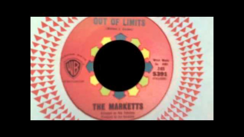 OUT OF LIMITS - THE MARKETTS - (ORIGINAL VERSION) 1962