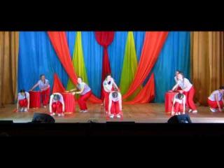 Народный самодеятельный коллектив ансамбль танца