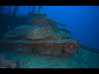 Уникальные находки морских археологов.Кладбище кораблей.Затерянные миры