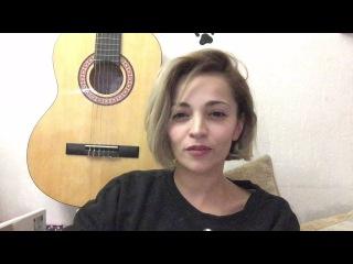 Теона Дольникова рассказывает о студии актерского мастерства