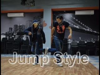 NewDHD -  Jump style  Neko and Hero Inhuman (Tatanka - Arabika)