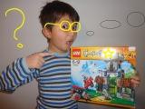 Что я купил себе на Новый Год? Lego Castle. Лего Замок. Нападение на стражу