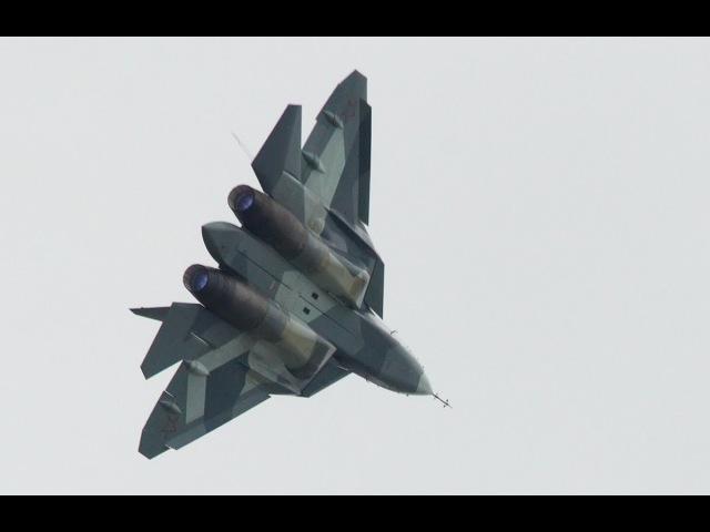 Т-50. Самолет-невидимка. Военная приемка