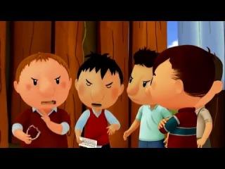 привет я николя обычный мальчик 19 серия Тайное послание Мультики и мультфильмы ...