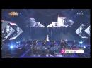 EXO 엑소_'으르렁 (Growl) '_KBS Year-end Awards_2013.12.27
