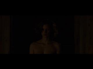 Джессика Честейн голая в фильме «Самый пьяный округ в мире» (2012)
