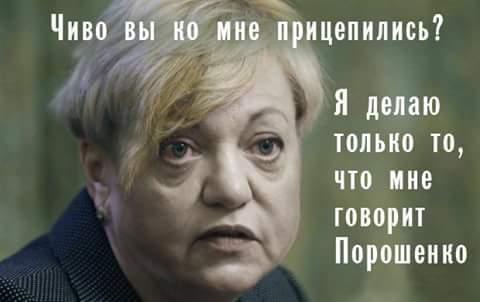 Гонтарева хочет контролировать заробитчан и прикрывает людей Януковича, – нардеп - Цензор.НЕТ 2807
