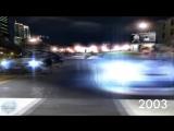 История видеоигр 2001 - 2013