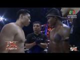 Buakaw Banchamek (Thai) vs. Liu Hainan (China) -70kg, Kunlun Fight 36