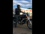 Ленин мотик. Kawasaki Meanstreak