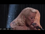 Christina Aguilera Duetting With a Hologram of Whitney Houston