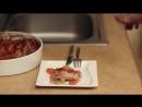 Кролик запеченный в духовке в имбирно медовом маринаде