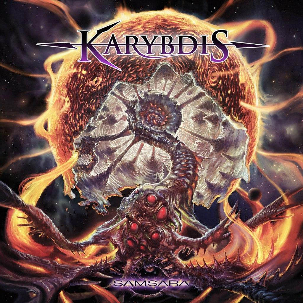 Karybdis - Samsara (2016)