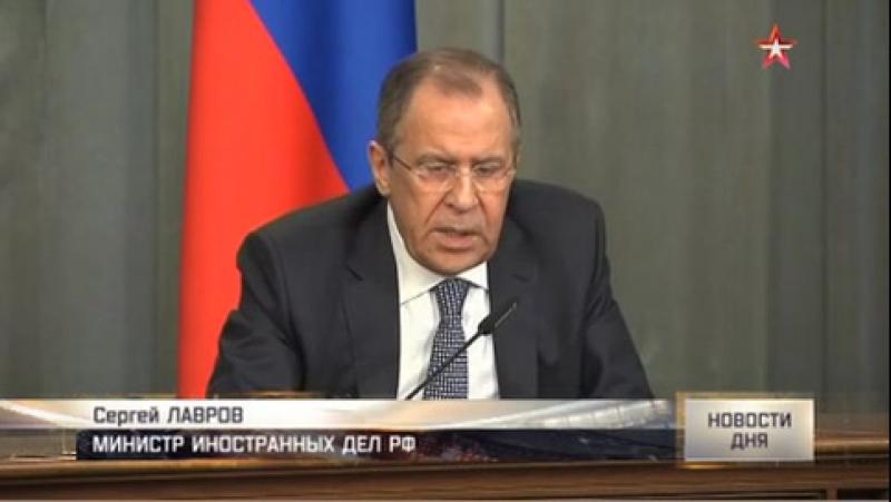 Лавров назвал слухи о договоренностях Москвы и Вашингтона нечистоплотными сливами