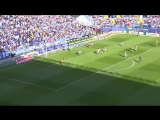 Малага 1-2 Барселона. Ла Лига 2015/16. 21 тур.