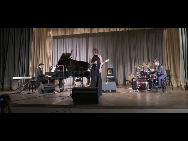 Дарья Бойцова и трио Антона Бугаева - I would... (Cécile Verny Quartet)
