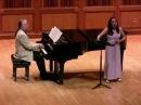 Mozart: Das Veilchen - Arianne Abela Senior Recital