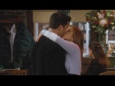 Friends - Rachel is jealous, and Kiss with Ross