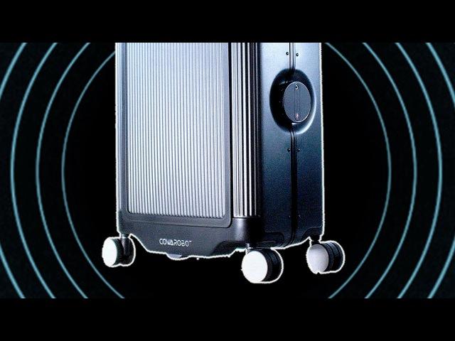 Робот-чемодан CowaRobot R1: первый и единственный робот-чемодан - автономный чемодан [Indiegogo]
