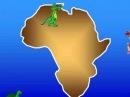 А в Африке горы вот такой вышины