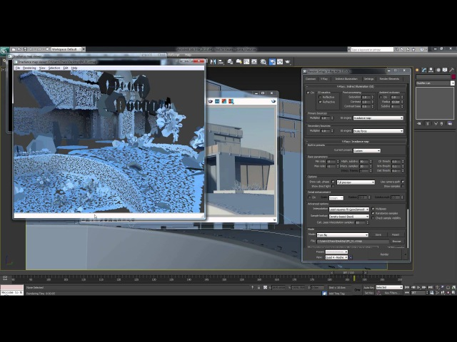 Setting up a V-Ray Shading and Lighting Pipeline