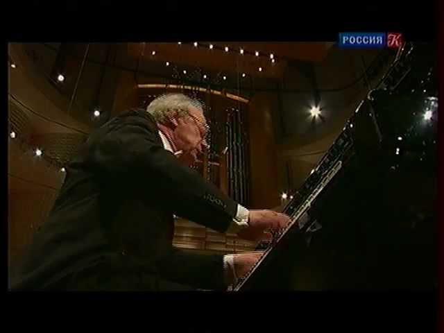 Бетховен - 3-й ф-ный концерт, ч. 1 - Брендель с Аббадо