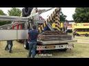 Kermis Santpoort Transport en opbouw Deel 1