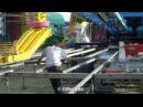 Kermis Santpoort Transport en opbouw Deel 2