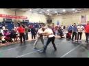 Шуайцзяо. Стивен Кофер. Открытый чемпионат США по боевым искусствам 2014 в Нью-Йорке