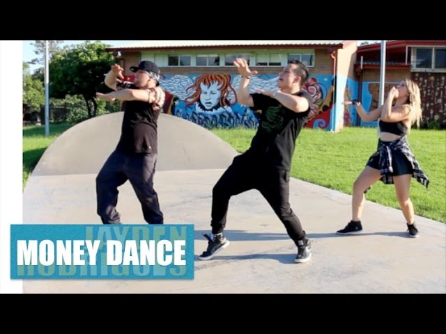 AV Compton - Money Dance MoneyDanceChallenge @DanceOnNetwork Jayden Rodrigues JROD