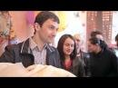 Дружная встреча из роддома Дмитрия и Виктории