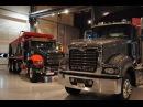 Мегазаводы Грузовики Mack Truck Самый Легендарный Грузовик США! National Geographic