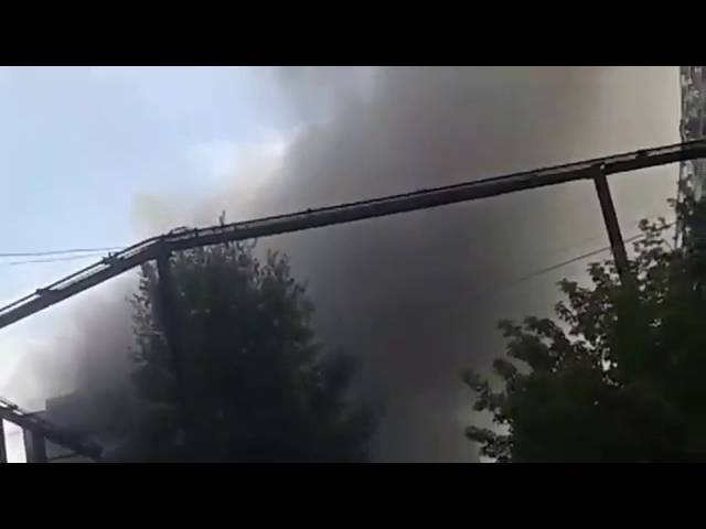 Авария на Павлодарской ТЭЦ-3
