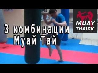 3 комбинации Муай Тай на боксерской груше 3 rjv,byfwbb vefq nfq yf ,jrcthcrjq uheit