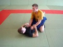 Submission grappling - Bicep slicer from guard and juji position submission grappling - bicep slicer from guard and juji posit