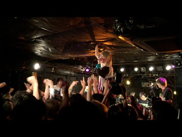 2016.08.21 『Before〜Plan〜Machine Song』/おやすみホログラム feat.アヒトイナザワ@下北沢Shelter
