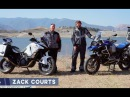 Обзор BMW R1200GS Adventure vs KTM 1290 Super Adventure