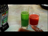 How to make Broccoli and Strawberries Drink Healthy breakfast Recipe