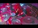 DARK FUNERAL@The Secret of The Black Arts-Dominator-live at Brutal Assault 2016 (Drum Cam)