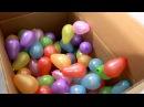 Как сделать шар сюрприз из воздушных шаров. Мастер-класс Чап!