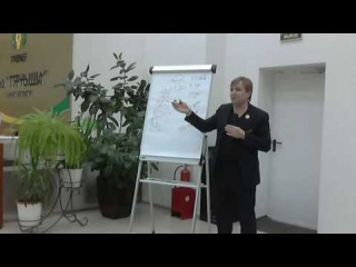 Презентация бизнеса от Сергея Логвина