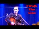 Johnny Trouble Trio - I Walk the line - ( Johnny Cash )