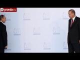 Эрдоган ищет встречи с Путиным