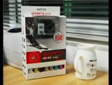 Экшн WI-FI HD Камера SJ6000