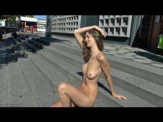 Nikola H Nude in Public 3