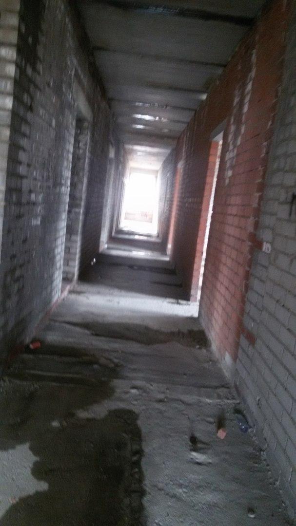 Стройка в  Челябинске